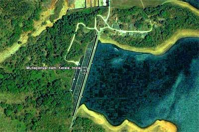 mullaperiyar-dam-googleearth