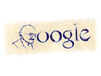 gandhi-doodle