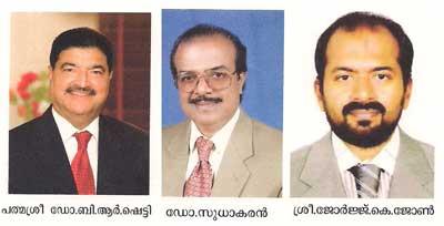 br-shetty-dr-sudhakaran-george-k-john
