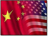 china-us-flags