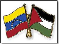 palestine-venezuela-flags