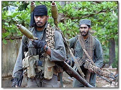 Sreelankan Soldiers