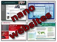 nano-websites